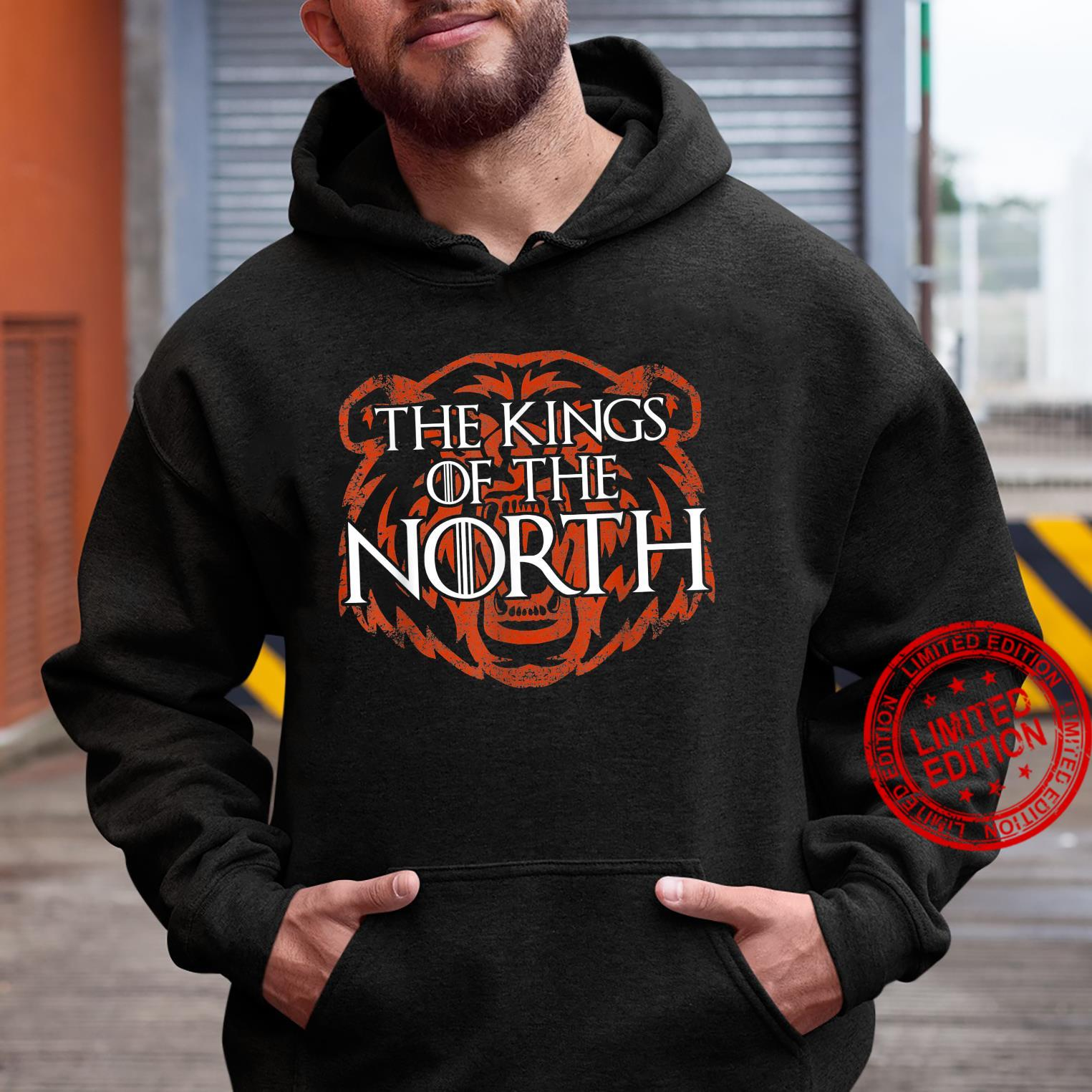 The Kings Of The North Shirt hoodie